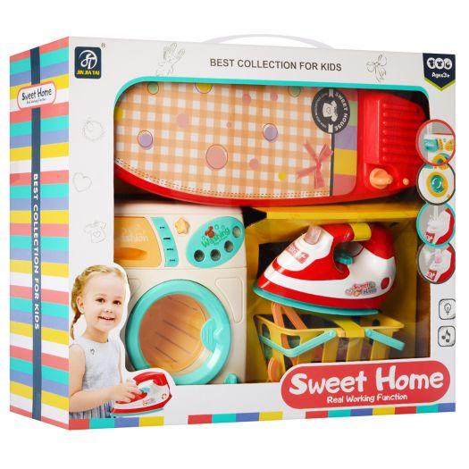 Набір побутової техніки Sweet Home (7929)купити