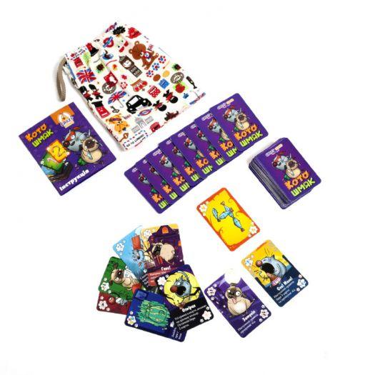 Гра в мішечку Vladi Toys Котошмяк (VT8077-09) купити