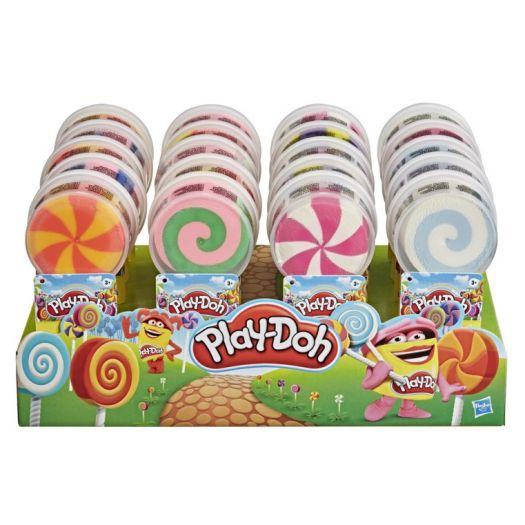 Набір пластиліну Play-Doh Льодяник в асорт. (E7775)замовити