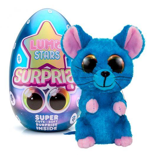 М'яка іграшка Lumo Яйце-сюрприз Мишеня Maisy (56159)замовити