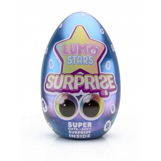 М'яка іграшка Lumo Яйце-сюрприз Мишеня Maisy (56159)купити