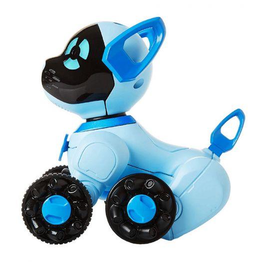 Маленьке щеня WowWee Чіп блакитний (W2804 / 3818)в Україні