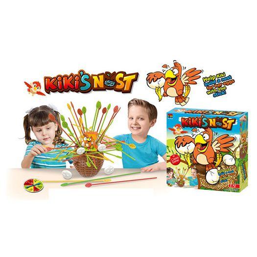 Настільна гра Kingso Toys Пташине гніздо (007-115)купити
