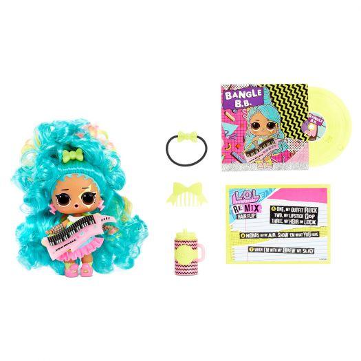 Ігровий набір LOL SURPRISE! Remix Hairflip W1 Музичний сюрприз (566960)замовити