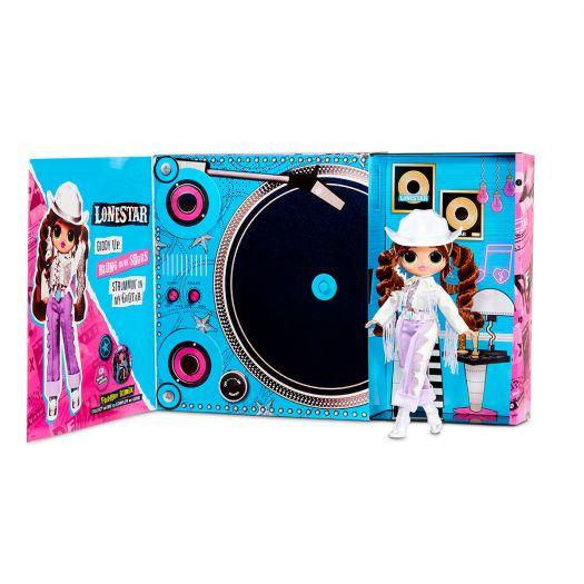 Ігровий набір з лялькою LOL SURPRISE! серії O.M.G. Remix ЛЕДІ-КАНТРІ (567233)в Україні