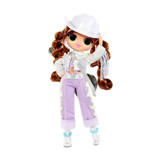 Ігровий набір з лялькою LOL SURPRISE! серії O.M.G. Remix ЛЕДІ-КАНТРІ (567233)купити