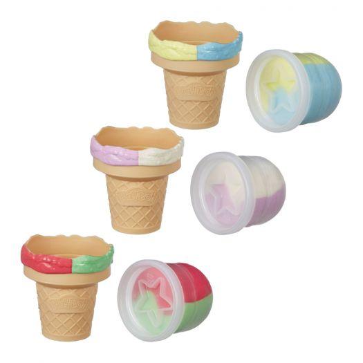 Тісто для ліплення Play-Doh Морозиво в асортименті (E5332)купити