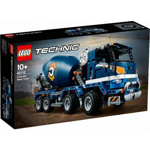 Конструктор LEGO Technic Бетономішалка (42112)замовити