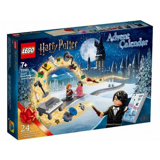 Конструктор LEGO Harry Potter Новорічний календар (75981)купити