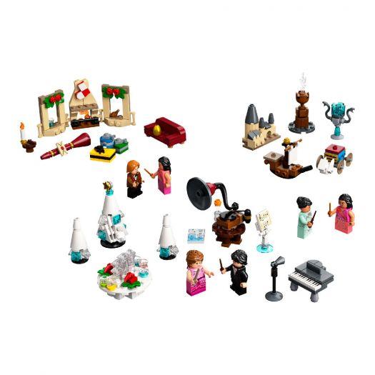 Конструктор LEGO Harry Potter Новорічний календар (75981)замовити