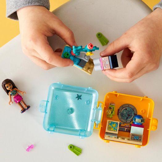 Конструктор LEGO Friends Літня ігрова скринька Андреа (41410)замовити