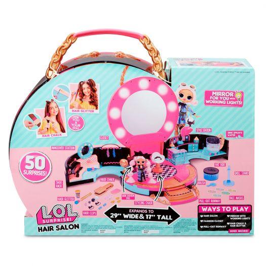 Ігровий набір з лялькою LOL SURPRISE! серії J.K. - САЛОН КРАСИ (571322)замовити