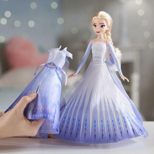 Лялька Frozen 2  Холодне Серце-2 зі змінним нарядом в асорт. (E7895)в Україні