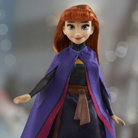 Лялька Frozen 2  Холодне Серце-2 зі змінним нарядом в асорт. (E7895)замовити