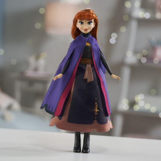 Лялька Frozen 2  Холодне Серце-2 зі змінним нарядом в асорт. (E7895)купити