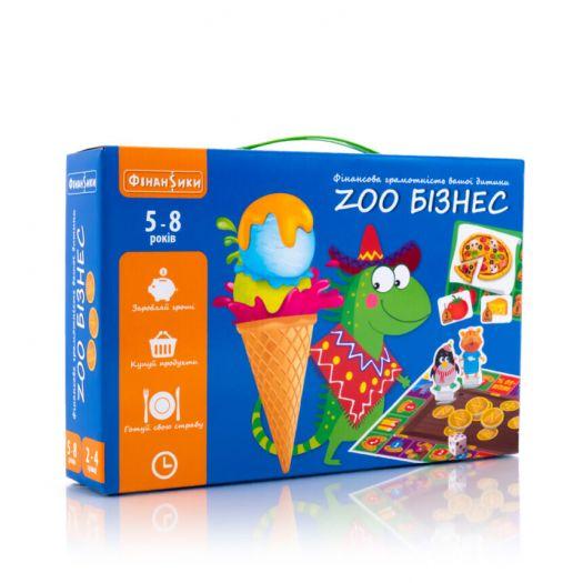 Настільна гра Vladi Toys Зообізнес (VT2312-05)замовити