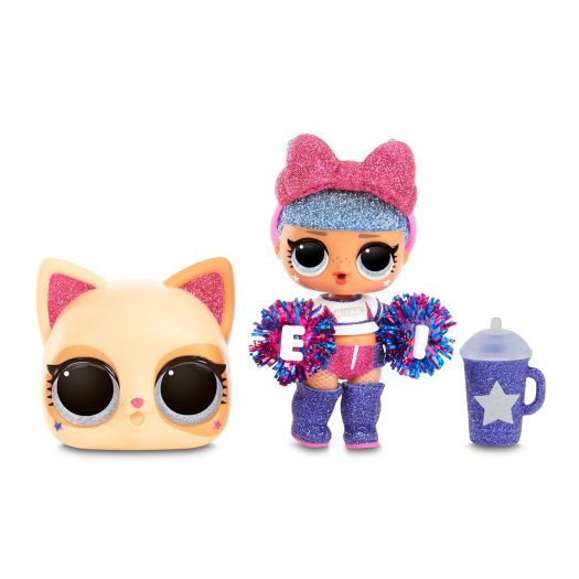 Ігровий набір з лялькою LOL SURPRISE! серії All-Star B.B.s W2 - Спортивна команда в асорт. (570363-W2)купити