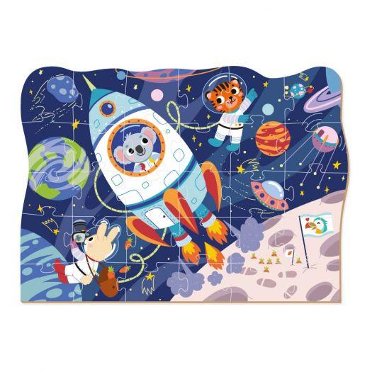 Пазл DoDo Екскурсія у Космос (300374)замовити