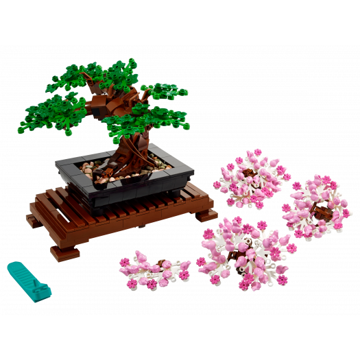Конструктор LEGO Creator Дерево Бонсай (10281)в Україні