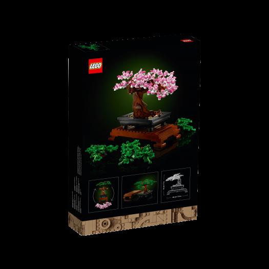 Конструктор LEGO Creator Дерево Бонсай (10281)купити
