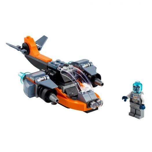 Конструктор LEGO Creator Кібердрон (31111)купити