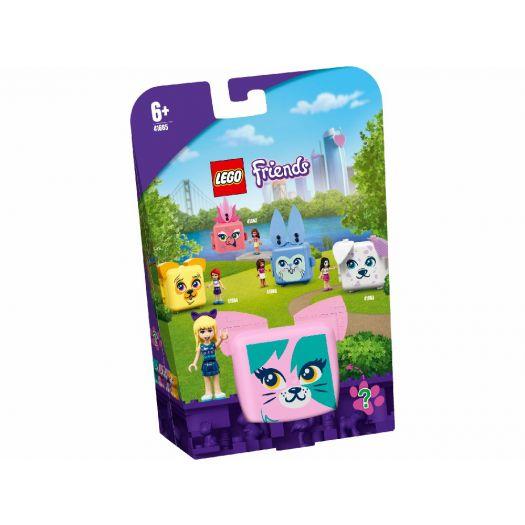 Конструктор LEGO Friends Куб Стефані з кошеням (41665)замовити