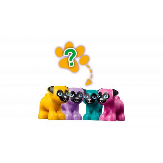 Конструктор LEGO Friends Куб Стефані з кошеням (41665)купити