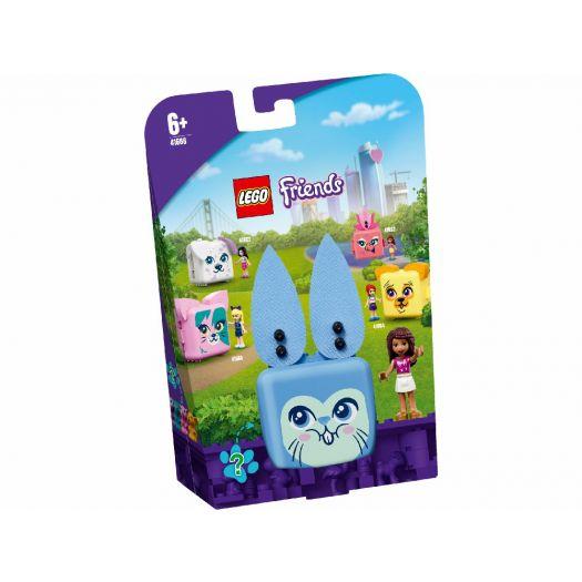 Конструктор LEGO Friends Куб Андреа з кроликом (41666)купити