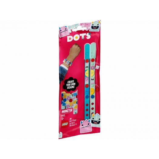 Конструктор LEGO Dots Браслет Монстри (41923)купити