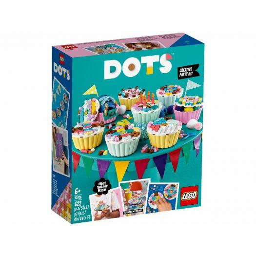 Конструктор LEGO Dots Креативний набір для свята (41 926)купити