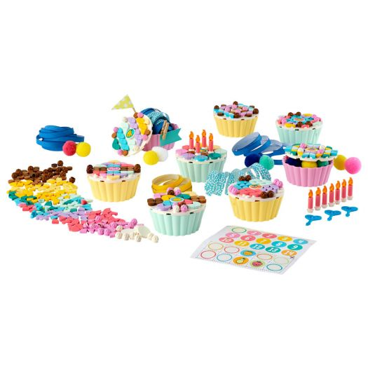 Конструктор LEGO Dots Креативний набір для свята (41 926)замовити