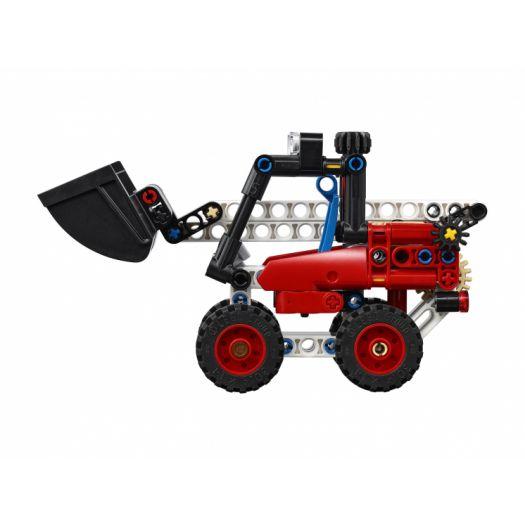 Конструктор LEGO Technic Міні-навантажувач (42116)   купити