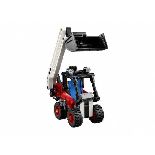 Конструктор LEGO Technic Міні-навантажувач (42116)   замовити