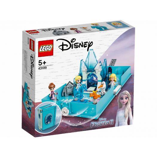 Конструктор LEGO Disney Princess Книга казкових пригод Ельзи і Нока (43189)замовити