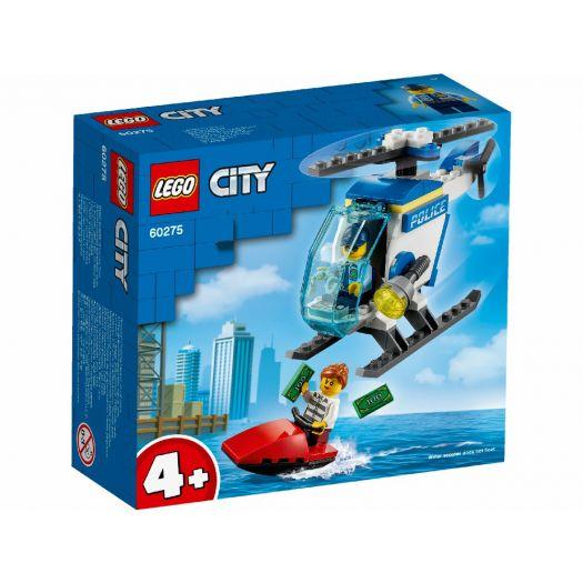 Конструктор LEGO City Поліцейський гелікоптер (60275)купити