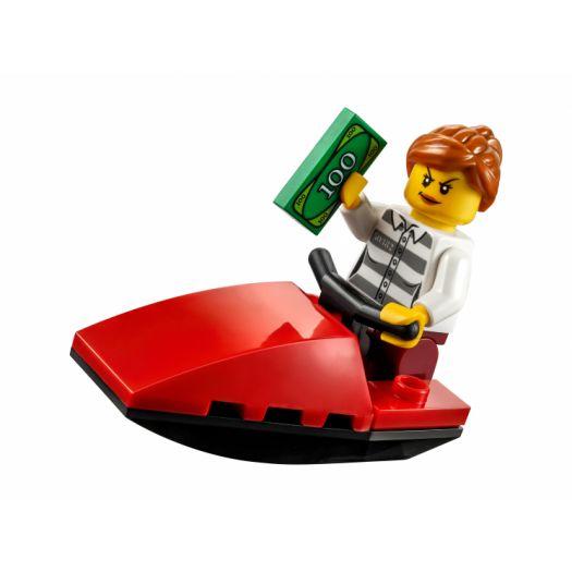Конструктор LEGO City Поліцейський гелікоптер (60275)замовити
