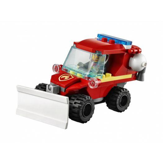 Конструктор LEGO City Пожежний пікап (60279)купити