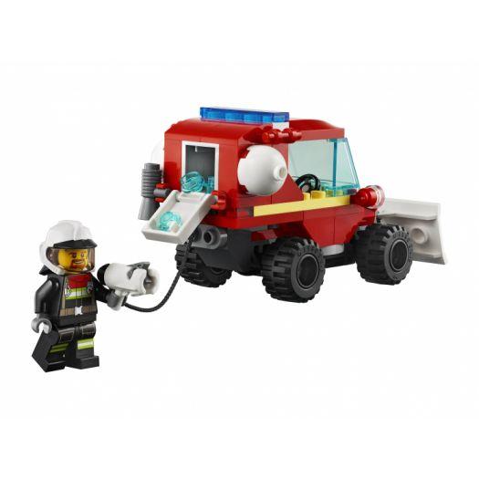 Конструктор LEGO City Пожежний пікап (60279)в Україні