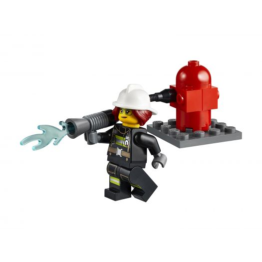 Конструктор LEGO City Пожежна машина з драбиною (60280)в Україні