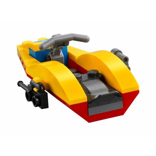 Конструктор LEGO City Всюдихід пляжних рятувальників (60286)купити