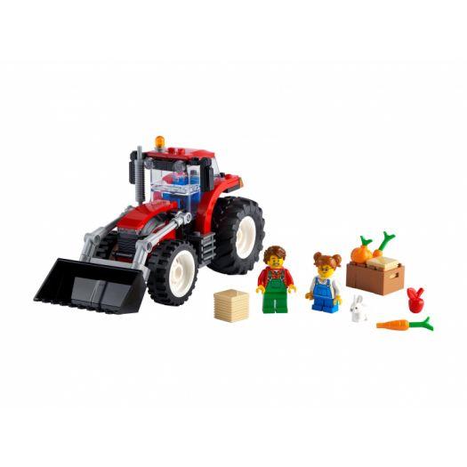 Конструктор LEGO City Трактор (60287)в Україні