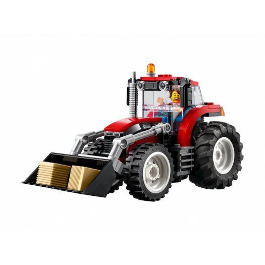 Конструктор LEGO City Трактор (60287)замовити