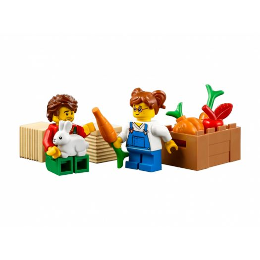 Конструктор LEGO City Трактор (60287)купити