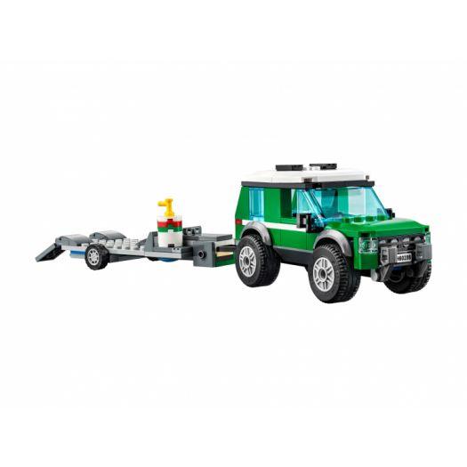 Конструктор LEGO City Транспортер гоночного багі (60288)в Україні