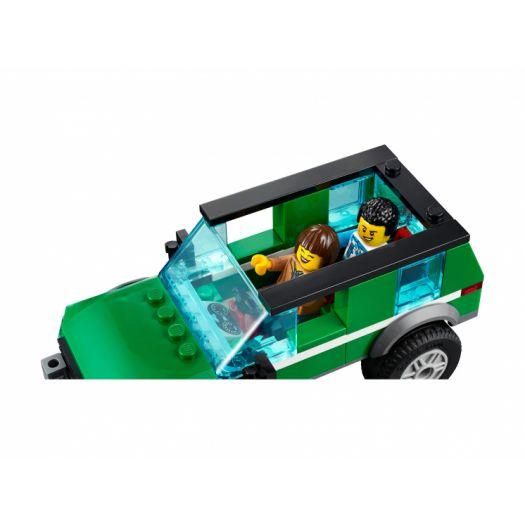 Конструктор LEGO City Транспортер гоночного багі (60288)купити