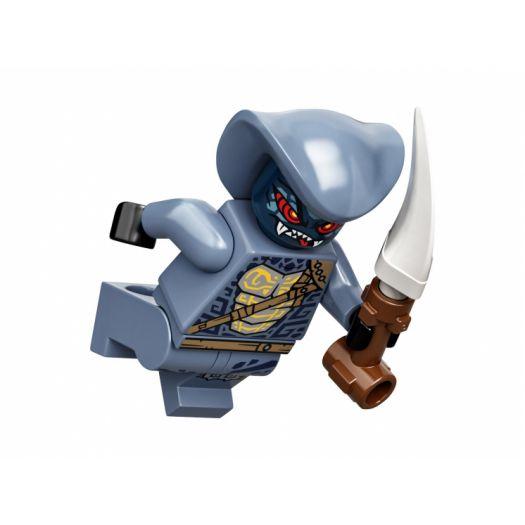 Конструктор LEGO Ninjago Грандіозна битва: Джей проти Змієподібного (71732)в Україні