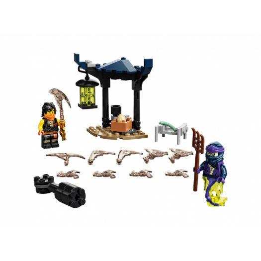 Конструктор LEGO Ninjago Грандіозна битва: Коул проти воїна-привида (71733)замовити