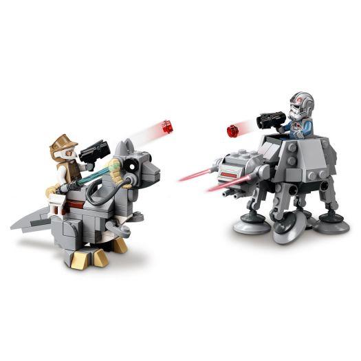Конструктор LEGO Star Wars Мікрофайтери: Сокіл тисячоліття (75295)замовити