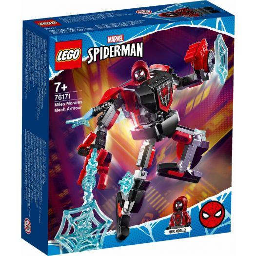 Конструктор LEGO Super Heroes Майлс Моралес: Робот (76171)купити