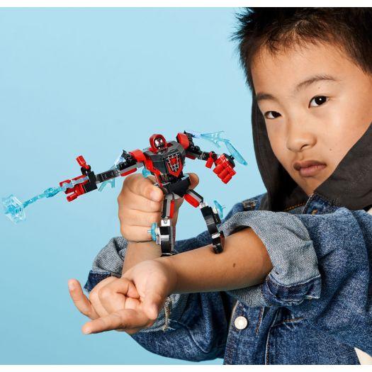 Конструктор LEGO Super Heroes Майлс Моралес: Робот (76171)в Україні